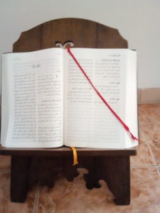 Bible arabe